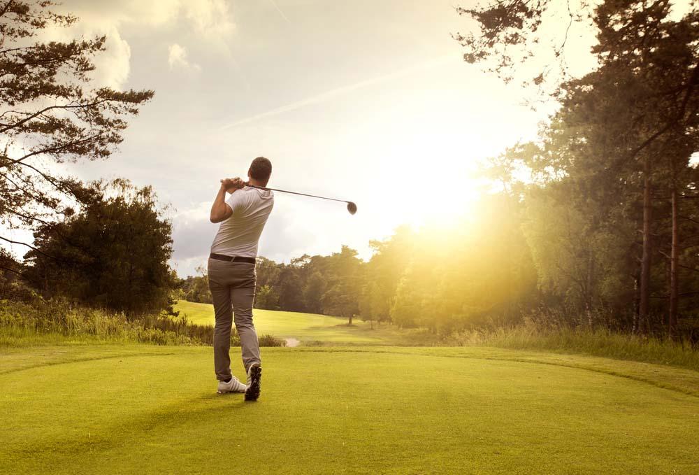59ha diện tích tiện ích dành cho công viên và sân Golf 9 lỗ