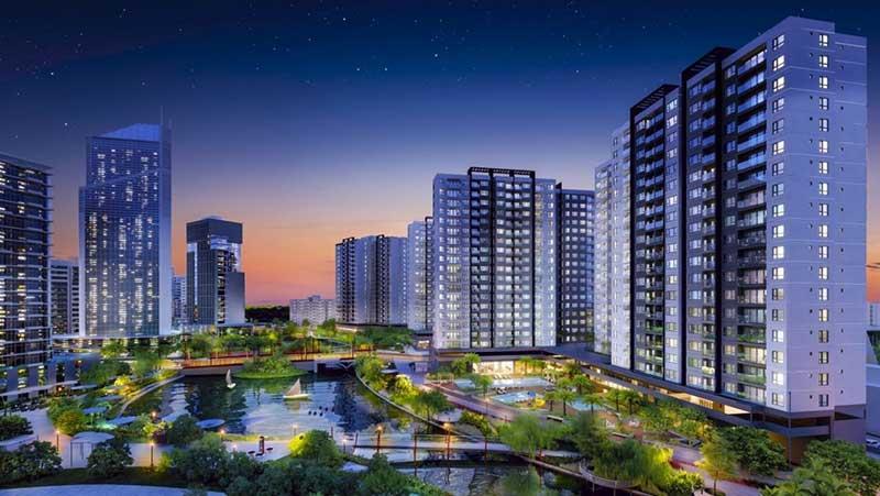 AKARI CITY phát triển bởi chủ đầu tư Nam Long và đối tác Nhật Bản