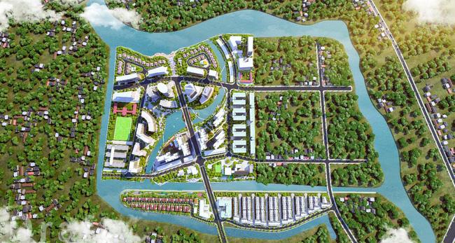 Mizuki Park phát triển bởi chủ đầu tư Nam Long và đối tác Nhật Bản
