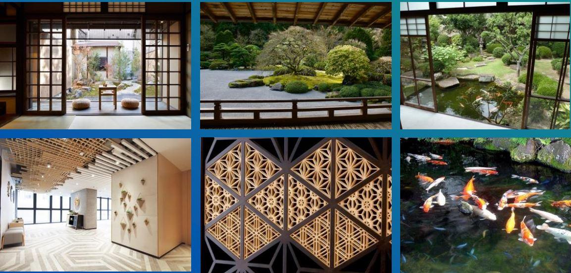 Waterpoint phong cách Nhật Bản
